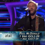 Paul McDonald on 'American Idol': Top 11