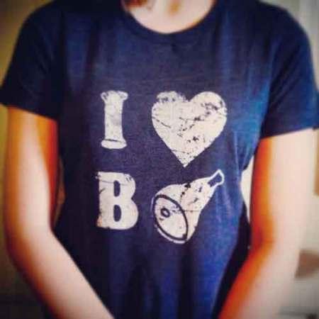 I heart B ham T-shirt