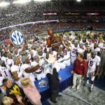 Alabama to face Ohio State in Sugar Bowl
