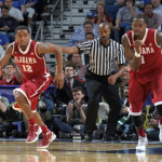 Alabama to play Creighton in NCAA Men's Tournament
