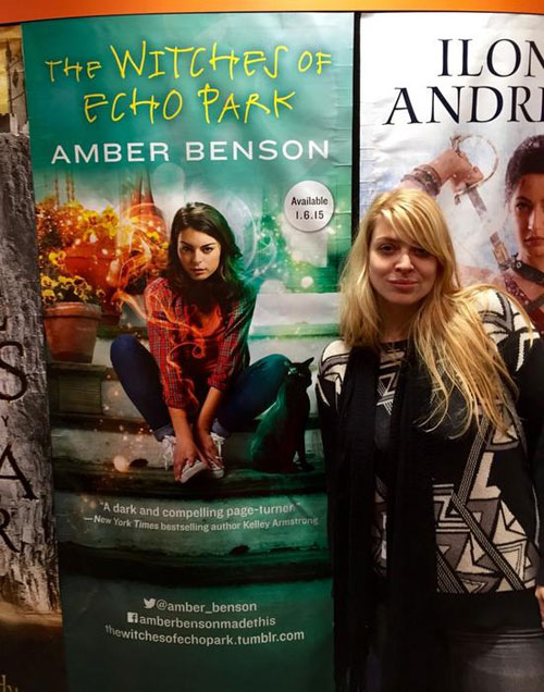 Amber Benson, The Witches of Echo Park