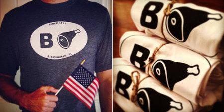 B ham T-shirt