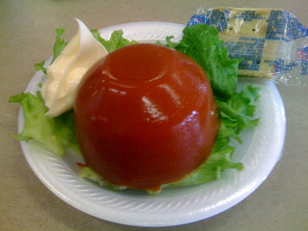 Tomato aspic, Gilchrist Drug Co.