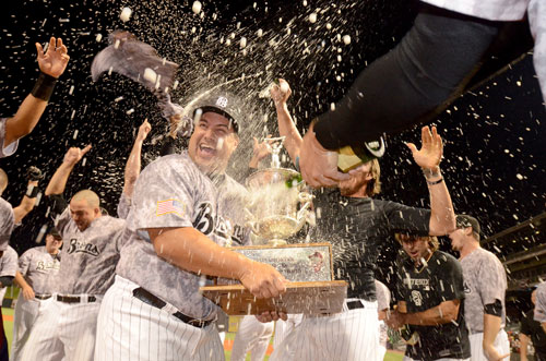 Birmingham Barons, Southern League Championship