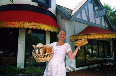 Chez Lulu, Continental Bakery, Carole Griffin