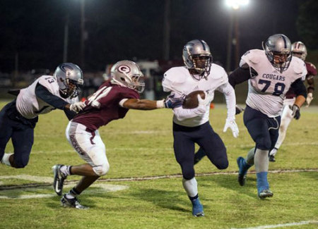 Clay-Chalkville Gardendale football