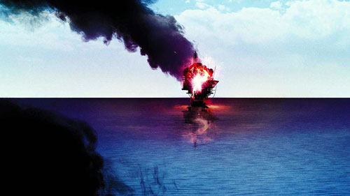 Deepwater Horizon, The Great Invisible