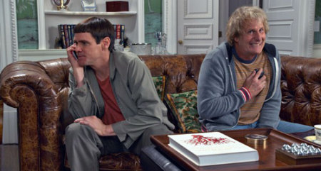 Dumb and Dumber To, Jim Carrey, Jeff Daniels