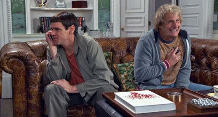 Dumb and Dumber To, Jim Carrey, Jeff Daniels