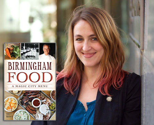 Emily Brown, Birmingham Food