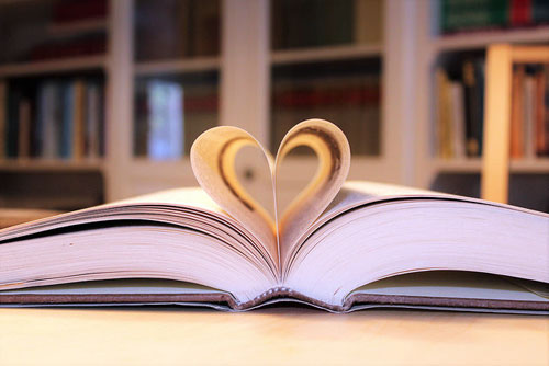 heart in pages