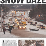Winter Storm Leon freezes Alabama: newspaper front pages