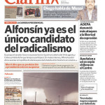 April 27 tornadoes: international newspaper front pages