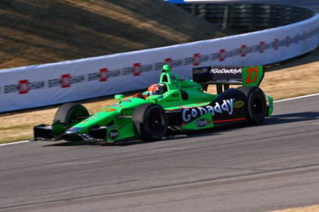 James Hinchcliffe, Honda Indy Grand Prix of Alabama