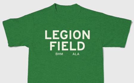 Legion Field T-shirt