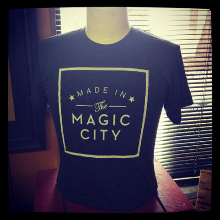 Made in the Magic City T-shirt
