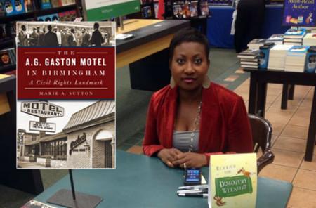 Marie Sutton - AG Gaston Motel in Birmingham