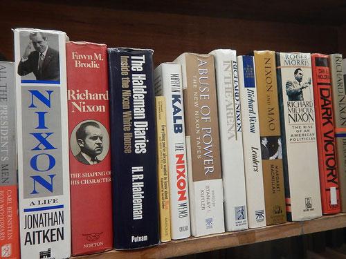 Nixon books