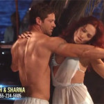 Noah Galloway, wet and wild on Week 6 of 'Dancing with the Stars'