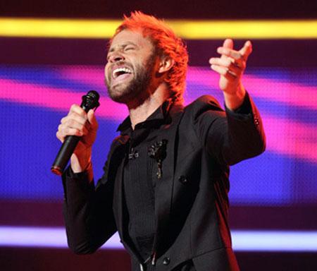 Paul McDonald, American Idol
