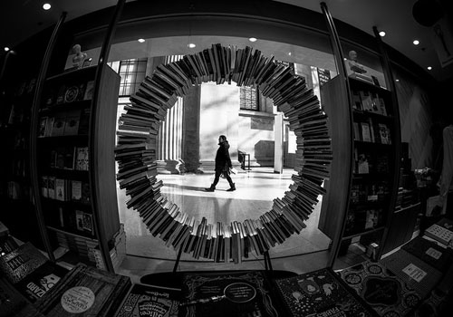 ring of books