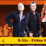 EXCLUSIVE: The B-52s added to 2010 Schaeffer Crawfish Boil lineup
