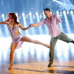 Noah Galloway tries cha cha on Week 1 of 'Dancing with the Stars'