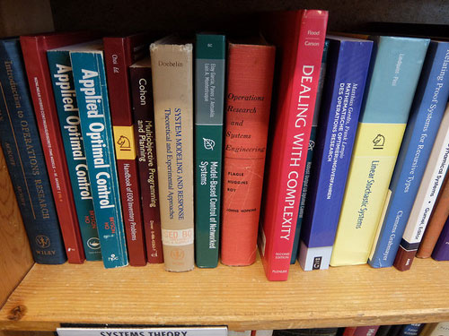 systems theory bookshelf