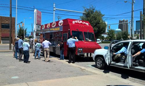 Taqueria Guzman Taco Truck