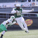 Green and gold and black and blue: On the murder of UAB sports