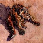 Yvonne Andrews, watercolor