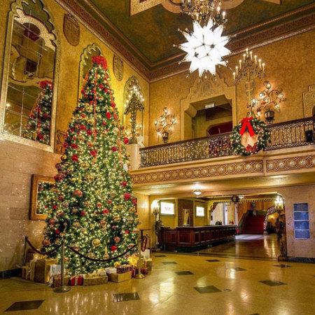 Alabama Theater Christmas Movie Tickets