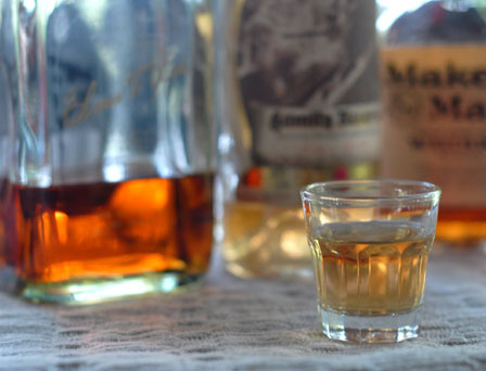 whiskey, bourbon, Scotch
